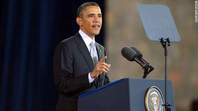 Narcotráfico y comercio compiten en la agenda de Obama en Costa Rica