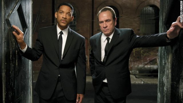 Will Smith and Tommy Lee Jones appeared in the third installment of