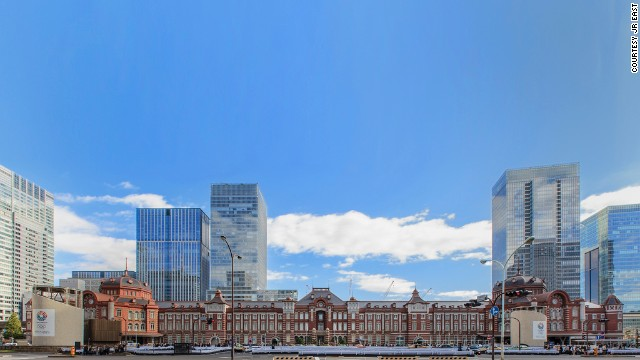 The Tokyo Station Marunouchi Building's facelift was completed last year, bringing it close to the way it looked when it opened in December 1914.