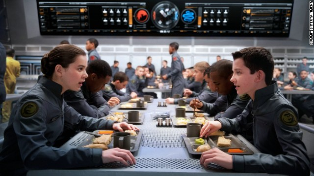 "Orson Scott Card's novel ""Ender's Game,"" which began as a short story in 1977, finally made the jump to the big screen in November 2013, starring Asa Butterfield as Ender and Hailee Steinfeld as Petra."