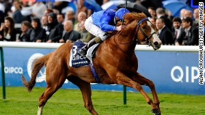 Classic redemption for Godolphin