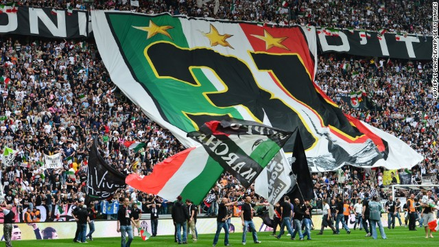 29th scudetto for Juve
