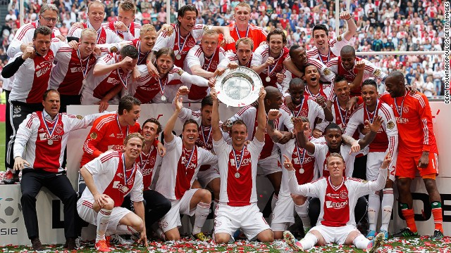 Dutch champion Ajax has failed to progress from the group stage in any of its past four attempts. The club, which has won the competition on four occasions, last triumphed in 1995.
