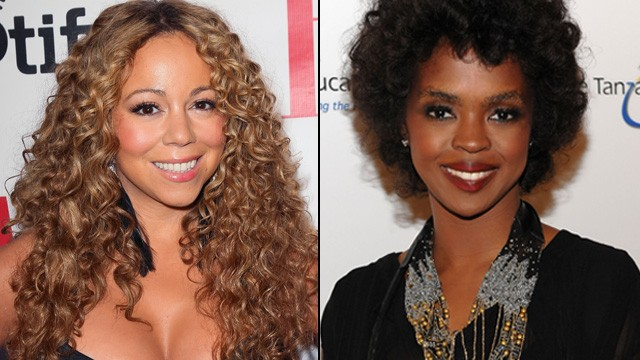 Mariah Carey, Lauryn Hill release new music