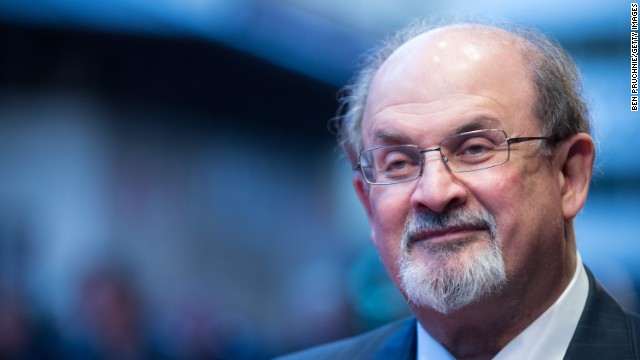 Salman Rushdie's 1981 novel