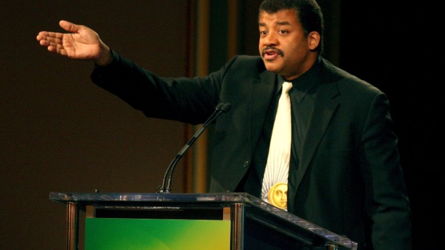 "Neil deGrasse Tyson, the director of the Hayden Planetarium at the American Museum of Natural History, spoke at Rice University in Houston on May 11. Here, he spoke about his NovaScienceNow show, ""Asteroid,"" in 2006."