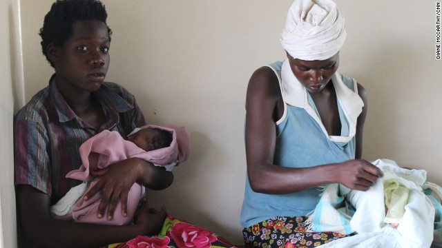 Giving birth in Africa carries substantial risk. According to AMREF, 200,000 women die every year in the continent from complications during pregnancy or childbirth.