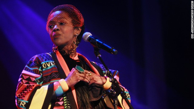 Lauryn Hill released a recording of her song