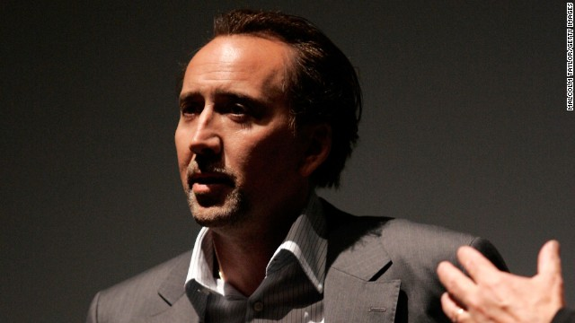 Actor Nicolas Cage revealed in 2010 that he owed $14 million in back taxes, which he has been working to pay off since. A federal tax lien filed last year said he owed $6.2 million from income in 2007.