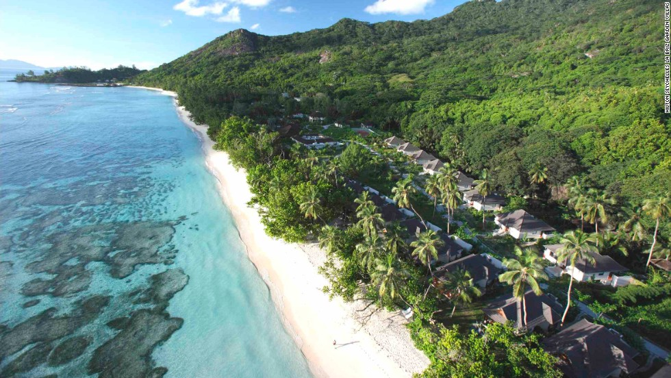 5. Seychelles