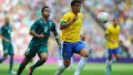Silva lining not enough for Brazil