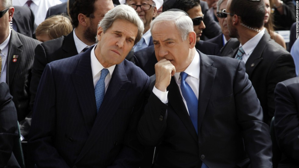 Kerry 'confident' of Israel-Palestinian talks progress