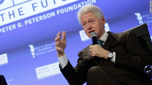 Bill Clinton's warning about 2016