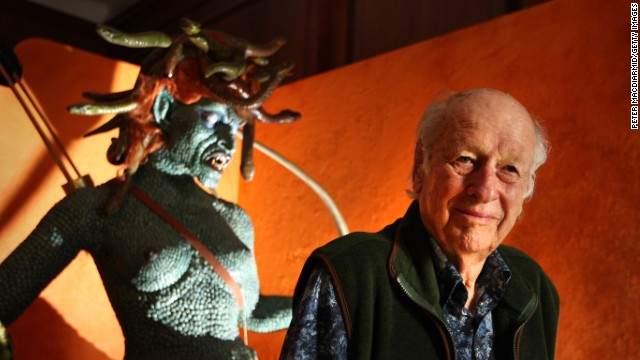 <a href='http://www.cnn.com/2013/05/07/showbiz/movies/obit-ray-harryhausen/index.html'>Ray Harryhausen</a>, the stop-motion animation and special-effects master whose work influenced such directors as Steven Spielberg, Peter Jackson and George Lucas, died on May 7 at age 92, according to the <a href='https://www.facebook.com/pages/The-Ray-and-Diana-Harryhausen-Foundation/125012827632564' target='_blank'>Facebook page</a> of the Ray and Diana Harryhausen Foundation.