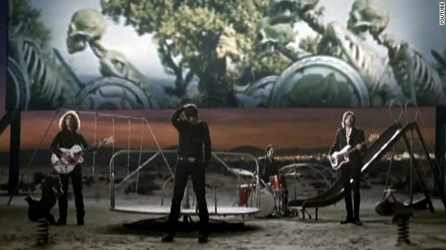 "A scene from the music video for ""Bones"" by The Killers features references to the skeleton fight from ""Jason and the Argonauts."""