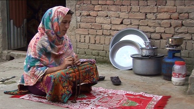 For the first time, women in tribal regions are running for office. 43-year-old Nusrat Begum is challenging the Taliban for a seat in Lower Dir.