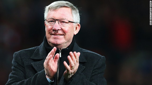 In pictures: The reign of Alex Ferguson