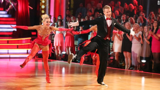 'Dancing With the Stars' says good-bye to ...