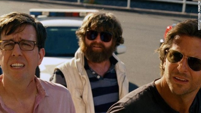 "Ed Helms, Zach Galifianakis and Bradley Cooper star in the final installment of the ""Hangover"" franchise. ""Fast & Furious 6"" and the animated tale ""Epic"" will also hit theaters this weekend."
