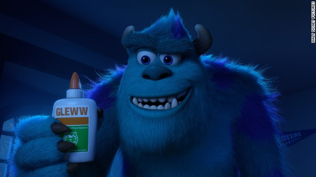 Sulley from Walt Disney Pictures'