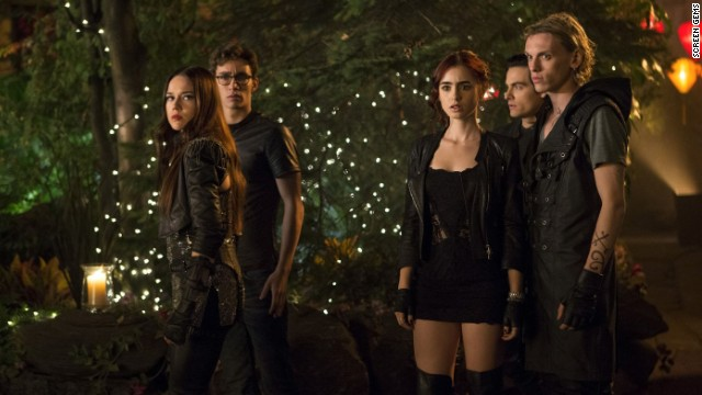 "After a lackluster August 2013 release for the adaptation of the first book in Cassandra Clare's ""Mortal Instruments"" series, production for the second film was initially put on hold. But one thing fans did seem to like about ""City of Bones""? The casting, with Jemima West as Isabelle, Robert Sheehan as Simon, Lily Collins as Clary, Kevin Zegers as Alec and Jamie Campbell Bower as Jace."
