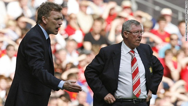 David Moyes: Alex Ferguson\'s successor