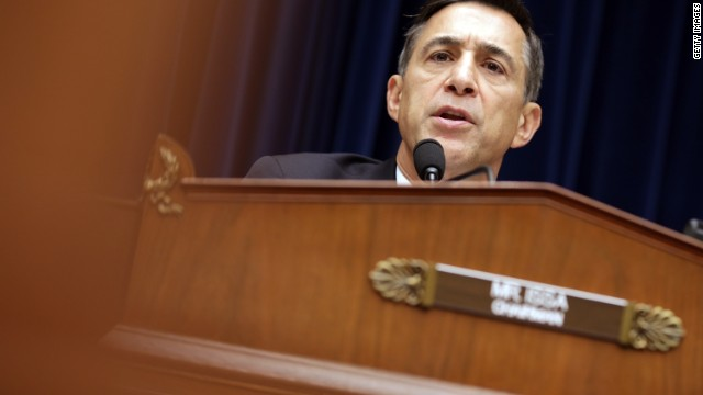 Issa accuses IRS of obstruction, warns of consequences
