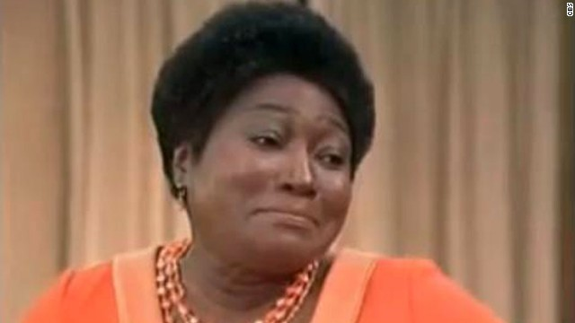 "The <a href='http://www.youtube.com/watch?v=xKUwcCp7LPE' target='_blank'>most quoted Florida Evans line</a> is one said out of grief, but Esther Rolle's matriarch on ""Good Times"" often delivered the lines that got some of the biggest laughs."