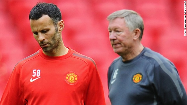 One of the outsiders is veteran United player Ryan Giggs, who has won 13 English league titles under Ferguson since his debut in 1991. The Welshman, who is 40 in November, has signed another one-year playing contract.