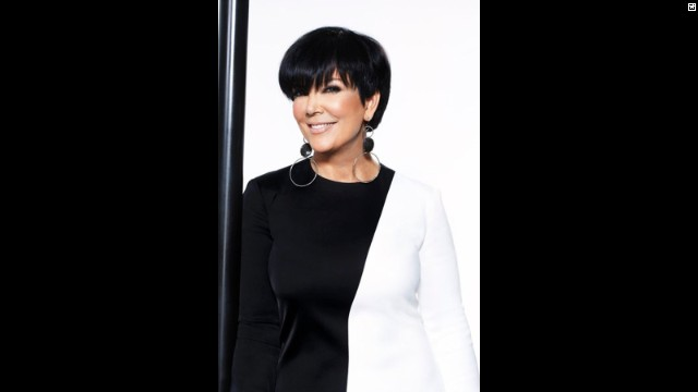 OK, so Kris Jenner isn't a fictional character -- but she's still one of the most recognizable moms on TV. As the head of the Kardashian-Jenner clan, Kris has given new meaning to the term &quot;Mom-ager.&quot;