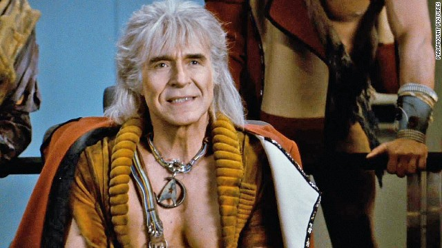 """Star Trek's"" Khan Noonien Singh was played by Ricardo Montalbán in a 1967 episode of the original series as well as 1982's ""Star Trek II: The Wrath of Khan."""