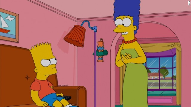 Marge Simpson has been on TV for more than 20 years and hasn't aged a day -- or lost her signature sense of style. Sadly, creator Matt Groening's inspiration for Marge, his own mother, Margaret, recently passed away.