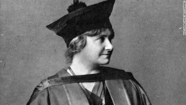 <a href='https://www.amshq.org/Montessori-Education/History-of-Montessori-Education/Biography-of-Maria-Montessori.aspx' target='_blank'>Maria Montessori </a>(1870-1952) was the first woman to obtain a medical degree in Italy. She developed the Montessori system of education for young children, which encourages exploration, expression and freedom from restraints.