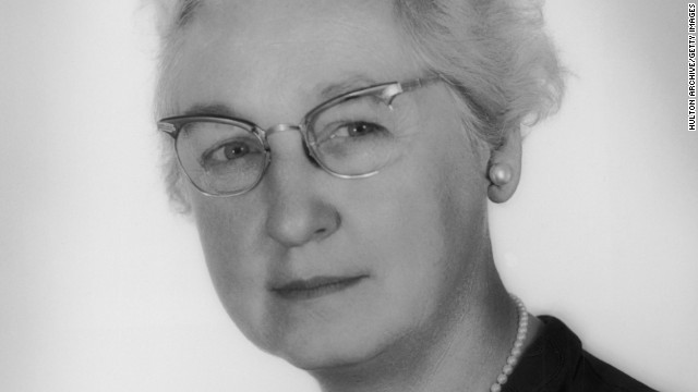 American doctor <a href='http://www.nlm.nih.gov/changingthefaceofmedicine/physicians/biography_12.html' target='_blank'>Virginia Apgar</a> (1909-1974) developed the first system of tests, known as the Apgar score, to assess the health of newborn babies. She was also the first woman to be a full professor at the Columbia University College of Physicians and Surgeons.