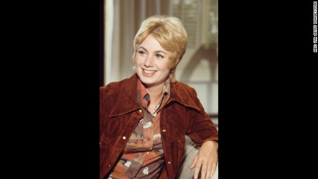 "Shirley Jones was in familiar territory when she played Shirley Partridge, the widowed mom traveling with her kids as a band on ""The Partridge Family."" Her stepson David Cassidy also played her son Keith on the '70s series."