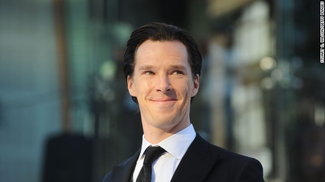 Benedict Cumberbatch's 'Star Trek' mystery