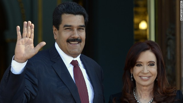 Nicols Maduro visita Argentina con un mensaje de continuidad chavista