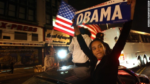 Historic milestone for African-American voters in 2012