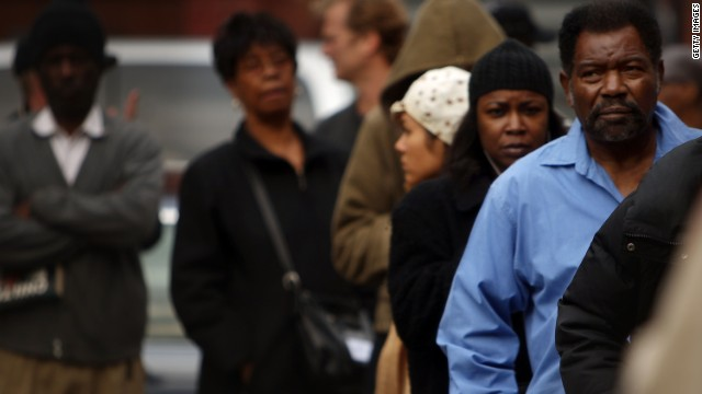 Blacks outvoted whites in 2012, the first time on record