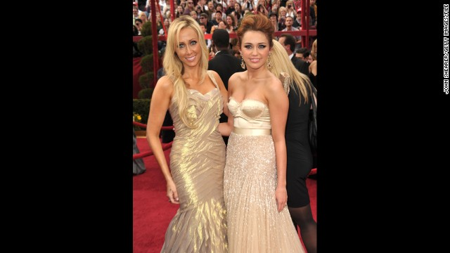 Miley Cyrus' mother, Tish Cyrus.