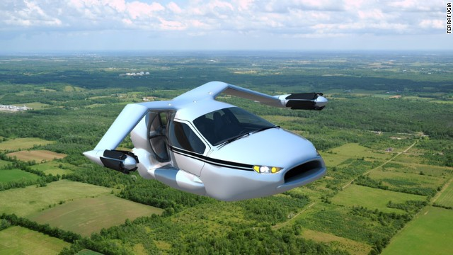 Is this (finally) our flying car? – What's Next - CNN.com Blogs