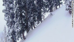 Adventurous skiers head for Kashmir and its pristine slopes.