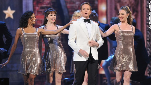 Neil Patrick Harris to host Tonys for fourth time