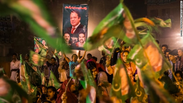 Former Pakistani PM's son kidnapped