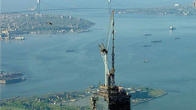 Nueva York ya tiene el edificio más alto del hemisferio occidental