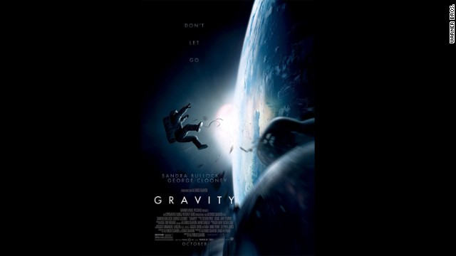 Trailer Park: George Clooney, Sandra Bullock in 'Gravity'