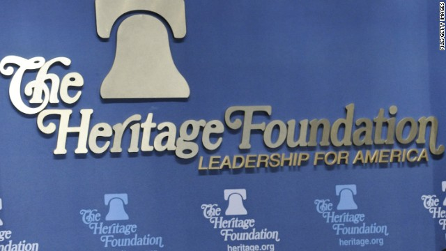 As controversy swirls, Heritage report author resigns