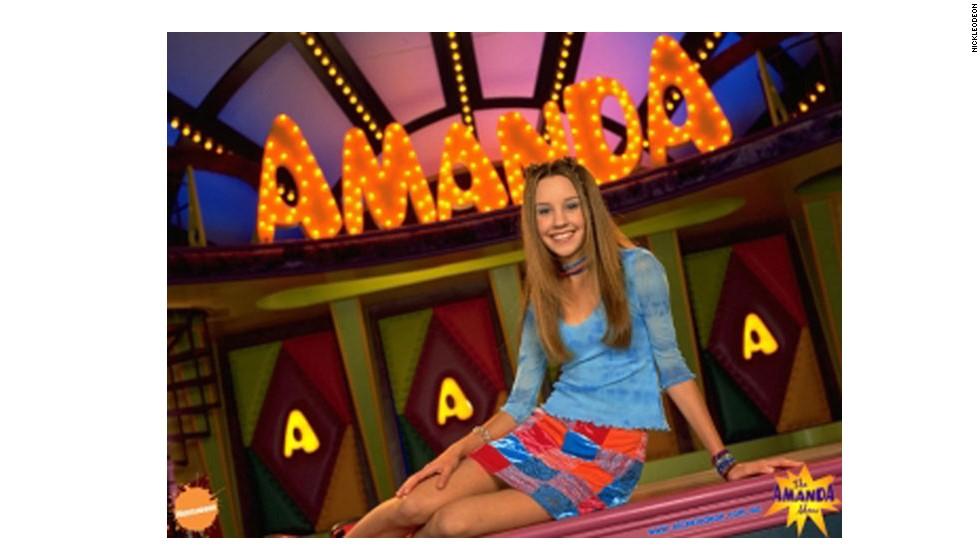 La evolución de Amanda Bynes