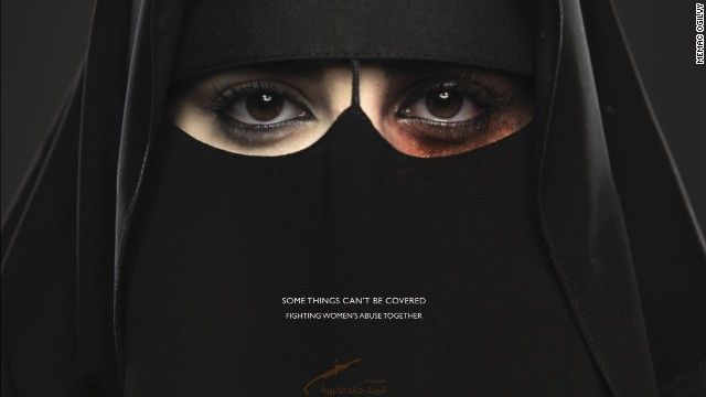 Saudi Arabia's King Khalid Foundation ran the country's first anti-domestic abuse ad in national newspapers on April 17 and 18, 2013. The campaign, titled 'No More Abuse', is timed to promote pending legislaton to criminalize domestic abuse.