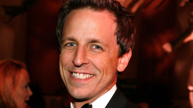 Seth Meyers reemplazar a Jimmy Fallon en Late Night